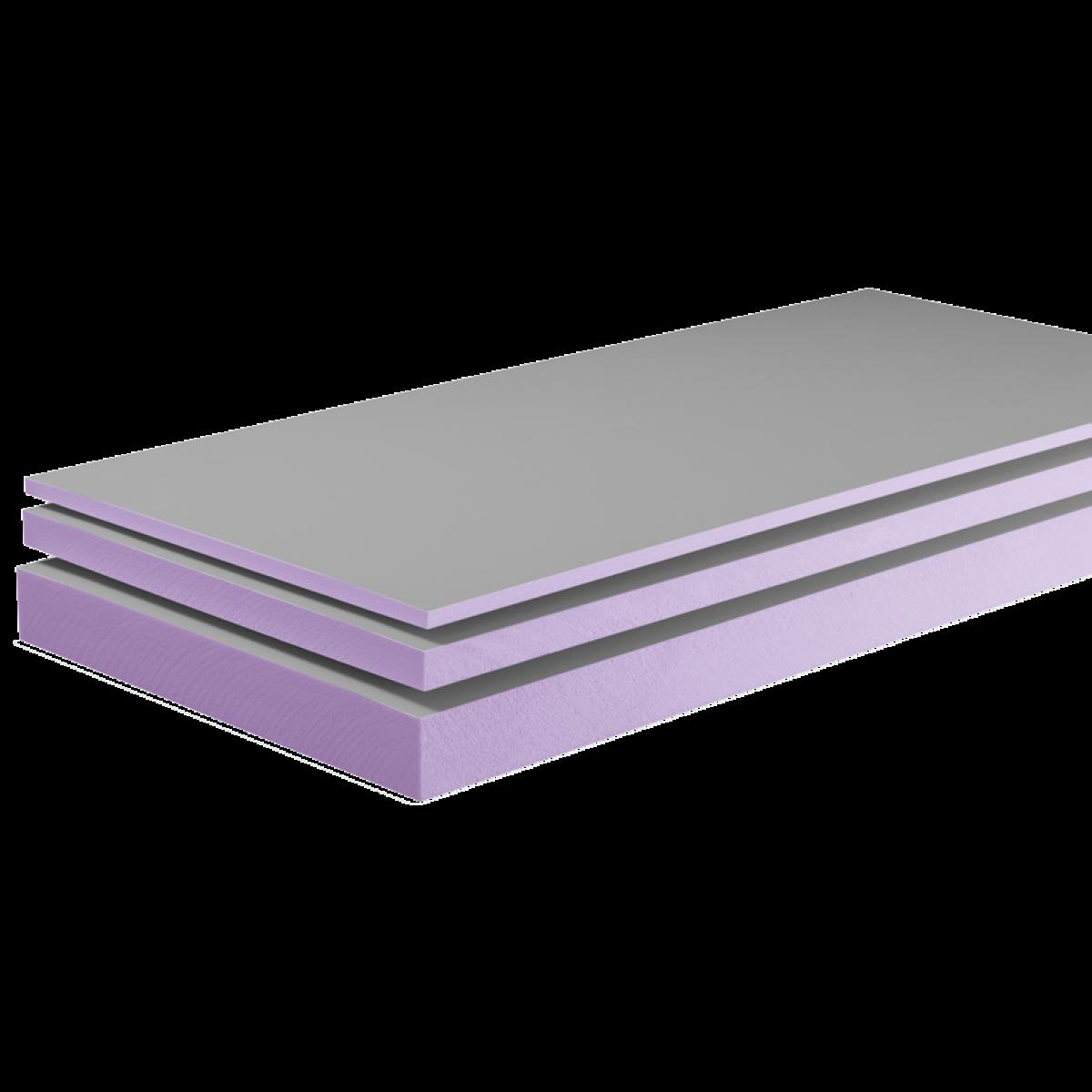 Systembauplatten 2600 x 600 x 50 mm / HBCD-frei
