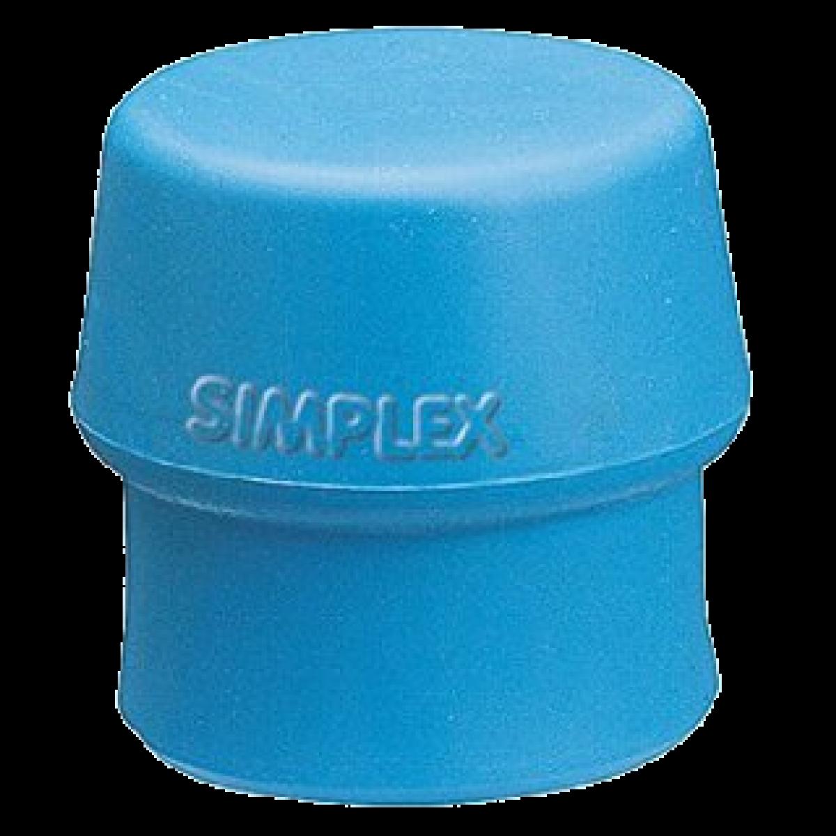 """Schonhammer-Ersatzgummi """"Simplex"""" - 30 mm weich"""