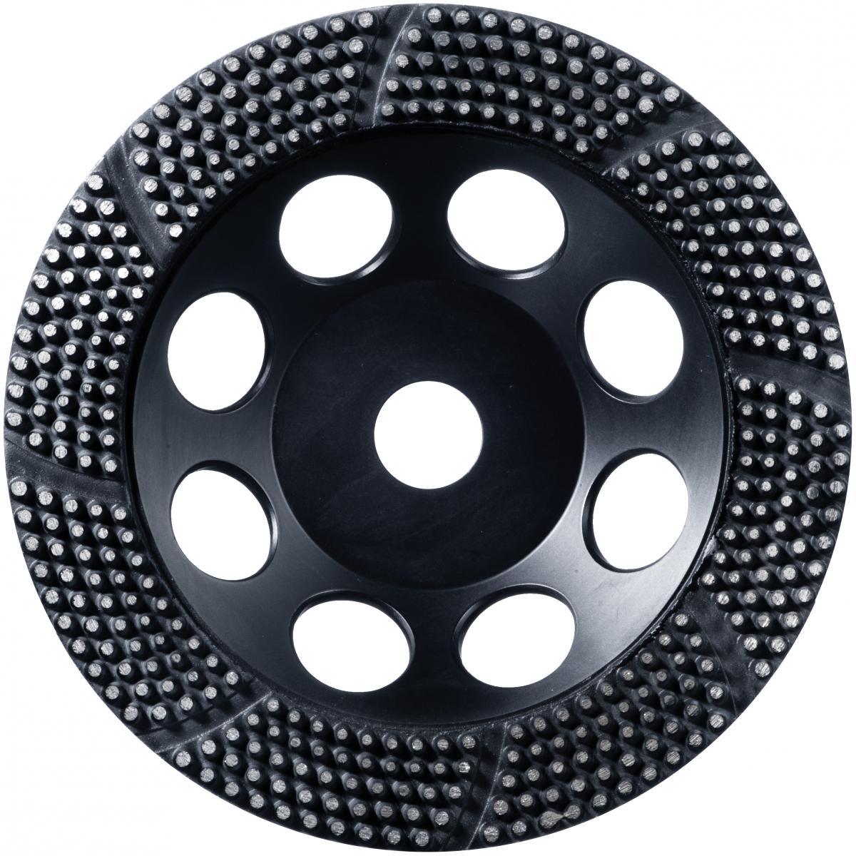 Premium Schleifteller RR FEIN  125 mm - zum Schleifen von Beton und Stein -