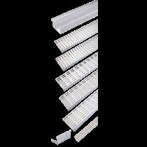 Entwässerungsrinne ST-E 1000 mm 100 mm Breite - 100 mm Höhe
