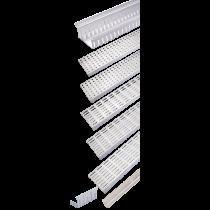 Drainagerinne ST-E 100 mm Breite - 80 mm Höhe