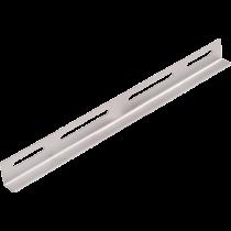 Verbinderpaar für Entwässerungsrinne ST-E aus Edelstahl V2A