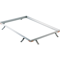 Aluminium-Profil 20/30/3 mm für Reinstreifer