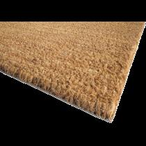 Kokosveloursmatte - 16 mm - natur Sonderanfertigung