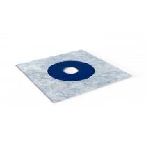 """DIFOBA - PLUS  Dehnzonenmanschette """" Wand """" - 120 x 120 mm  - dunkelblau"""