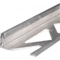 Aluminium-Fliesenschiene FA 100 à 2,50 m
