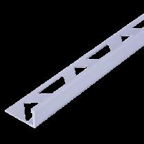 Aluminium-Fliesenschiene FAE 80 à 2,50 m - ELOXIERT