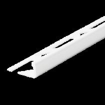 Kunststoff-Fliesenschiene FKJ 125 BW à 2,50 m