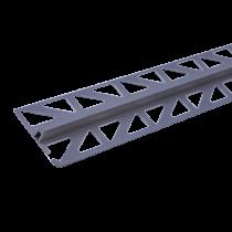 Dehnungsfugenprofil Kunststoff FBS 125 G à 2,50 m