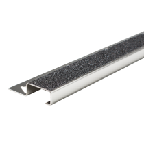 Treppenprofil Edelstahl TS - EP 80 à 2,50 m
