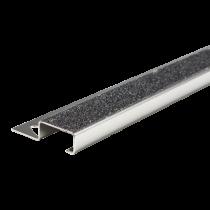 Treppenprofil Edelstahl TS - EP 100 à 2,50 m