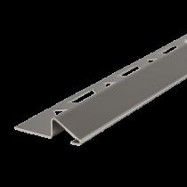 VARIO-Profil Edelstahl ZE 100 à 2,50 m
