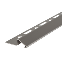 VARIO-Profil Edelstahl ZE 125 à 2,50 m
