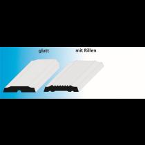 """""""Weich-PVC-Einlage """"""""mit Rillen"""""""""""" schwarz - für Kombi-136"""