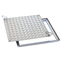 Schachtabdeckung RVA 22 20 x 20 cm