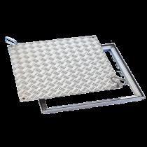 Schachtabdeckung RVA 55 50 x 50 cm
