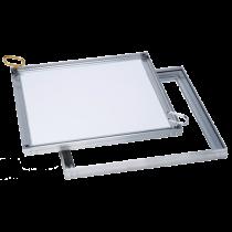 Schachtabdeckung CLA Slim 108 100 x 80