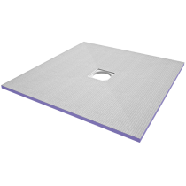 "RINKLAKE Duschelement ""FLAT"" 900 x 900 mm"