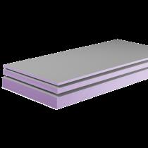 Systembauplatten 2600 x 600 x 80 mm HBCD frei