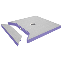 RINKLAKE Duschelement - RENO 900 x 900 mm