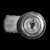 Zylinderschloß für Edelstahl