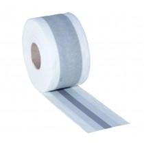 MEGA Dichtband - Breite 120 mm Rolle à 50 m - mit Skalierung, grau