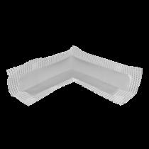 MEGA Dichtband Wandmanschette - 120 x 120 mm Dehnzone: 35 mm, Lochdurchmesser: 12 mm