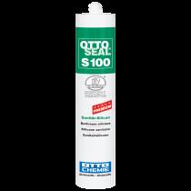 OTTOSEAL S 100 - Premium-Sanitär-Silikon - 300 ml Inhalt Karton à 20 Kartuschen