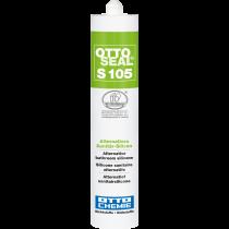 OTTOSEAL S 105 - Das alternative Sanitär-Silikon - 310 ml Inhalt Karton à 20 Kartuschen