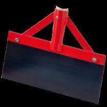 Stoßscharre 15 cm - Federstahl -