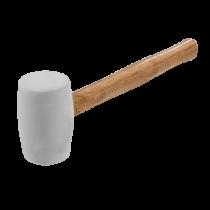 Fliesenhammer weiß Gr. 4  85 mm
