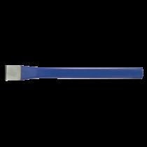 Maurermeißel 250 mm oval - flach CrV