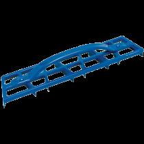 Gipshobel (Griff- und Hobelkörper) Aluminium - mit 8 Stahlklingen - 500 x 85 mm