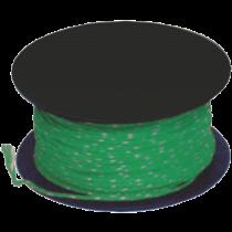 Maurerschnur 100 m 1,2 mm / grün
