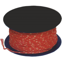 Maurerschnur 100 m 1,2 mm / rot