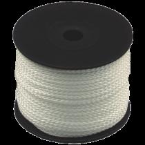 Fliesenverlege-Schnur 50 m 1,2 mm - weiß