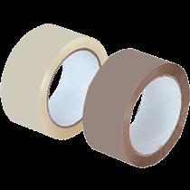 Verpackungsband - 50 mm braun à 66 m