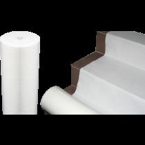 RINKLAKE - Schutzvlies m. PE-Folie Rolle 25 x 1,0 m / selbstklebend