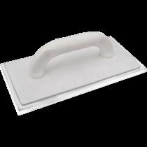 Waschbrett 14 x 28 cm Latex-Auflage grau/weiß