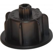 RINKLAKE Nivelliersystem NVS - Twist Zughauben - schwarz  -  3-12 mm - Btl. 50 Stück