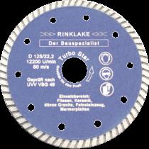 Diamantscheibe Ø 115 mm Turbo-Star 1,2 mm Segmentierung