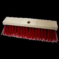 Straßenbesen - Elaston 50 cm - rot