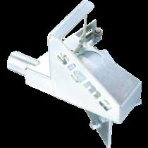SIGMA KERA-FLEX INX (38F13D) Schlitten für Trockenschnitt mit Absauganschluss, mit Diamantscheibe