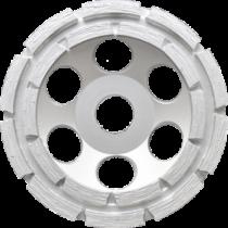 Diamant-Schleiftopf 125 mm - doppelt