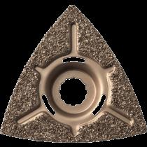 H M - Raspel  110x110x110 mm - Dreiecksform - für FSC 2.0 Q