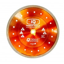 Diamantscheibe Q-Drive Cool Cut Univ.  Feinsteinzeug/Keramik 250 mm  - zu Trockenschnittmaschine IQTS244