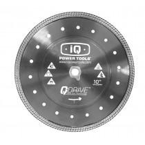 Diamantscheibe Q-Drive Cool Cut Univ.  harte Keramik/Granit 250 mm - zu Trockenschnittmaschine IQTS244