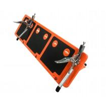Gehrungsanschlag zu Trockenschnittmaschine IQTS244 Anschlag für Jollyschnitte