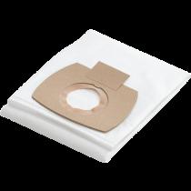 FLEX Vliesfilterbeutel für Staubsauger Kompakt - Pack à 5 Btl.