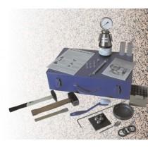 CCM-Baufeuchte-Meßgerät - DIGITAL mit Manometer, Taschenwaage + Protokolldrucker